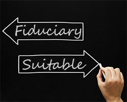 Decision - Fiduciary Suitable